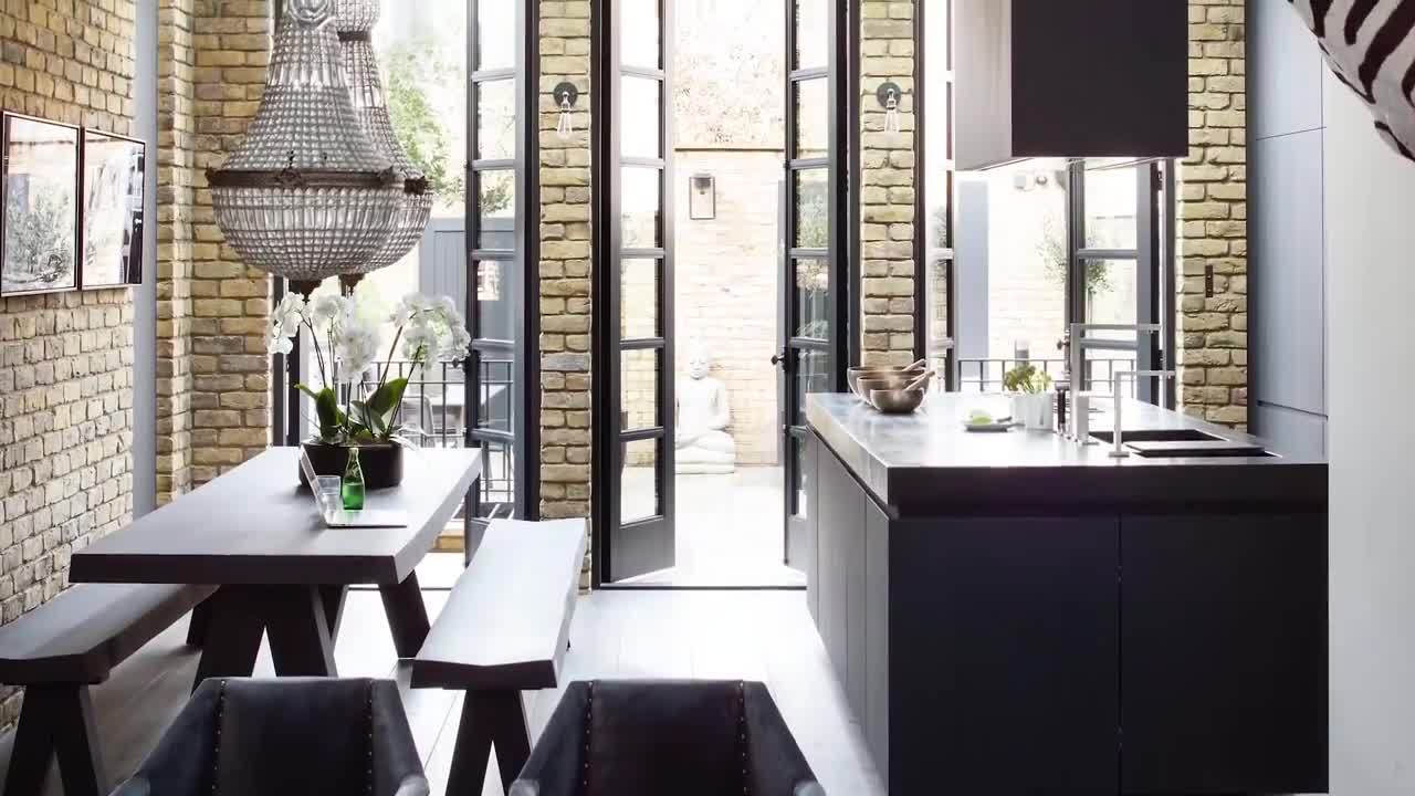 Open House: Tour an Urban Luxe Home in London