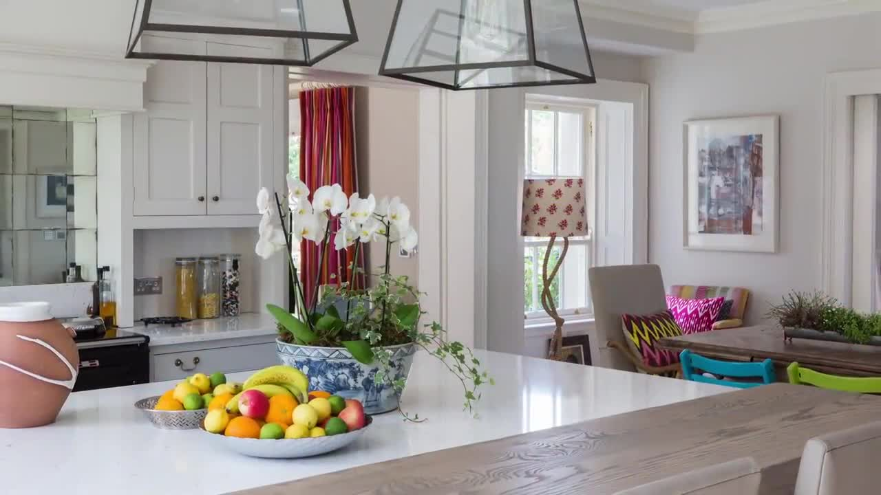 Open House: Tour a Welcoming Family Home in Northern Ireland
