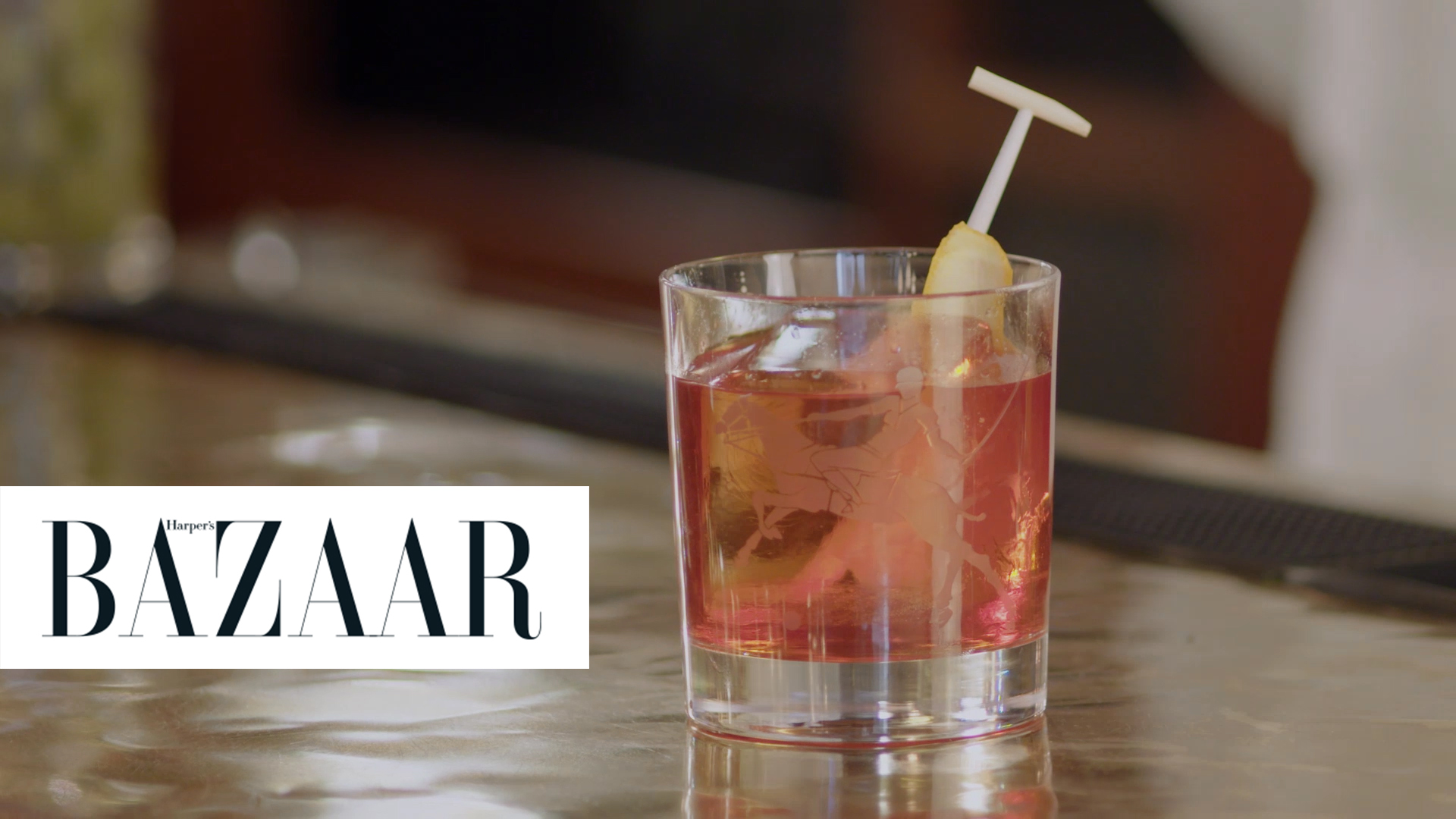 How to Make a Classic Negroni