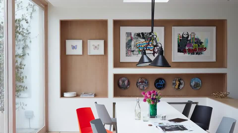 Open House: An Edwardian Home with a Modern Extension in North West London