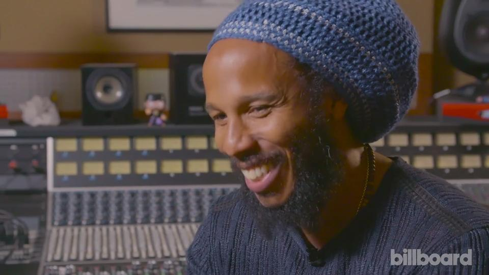 Go Inside Ziggy Marley's Home Studio