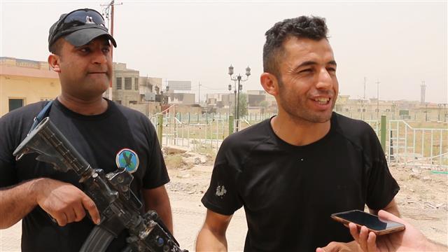 As Iraqis Retake Fallujah, Danger Still Lurks