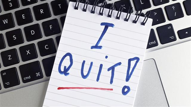 When Is It Okay to 'Quit' on the Spot?