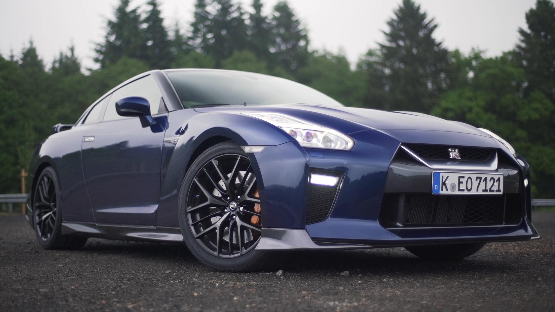 Is the 2017 Nissan GT-R Too Easy to Drive?
