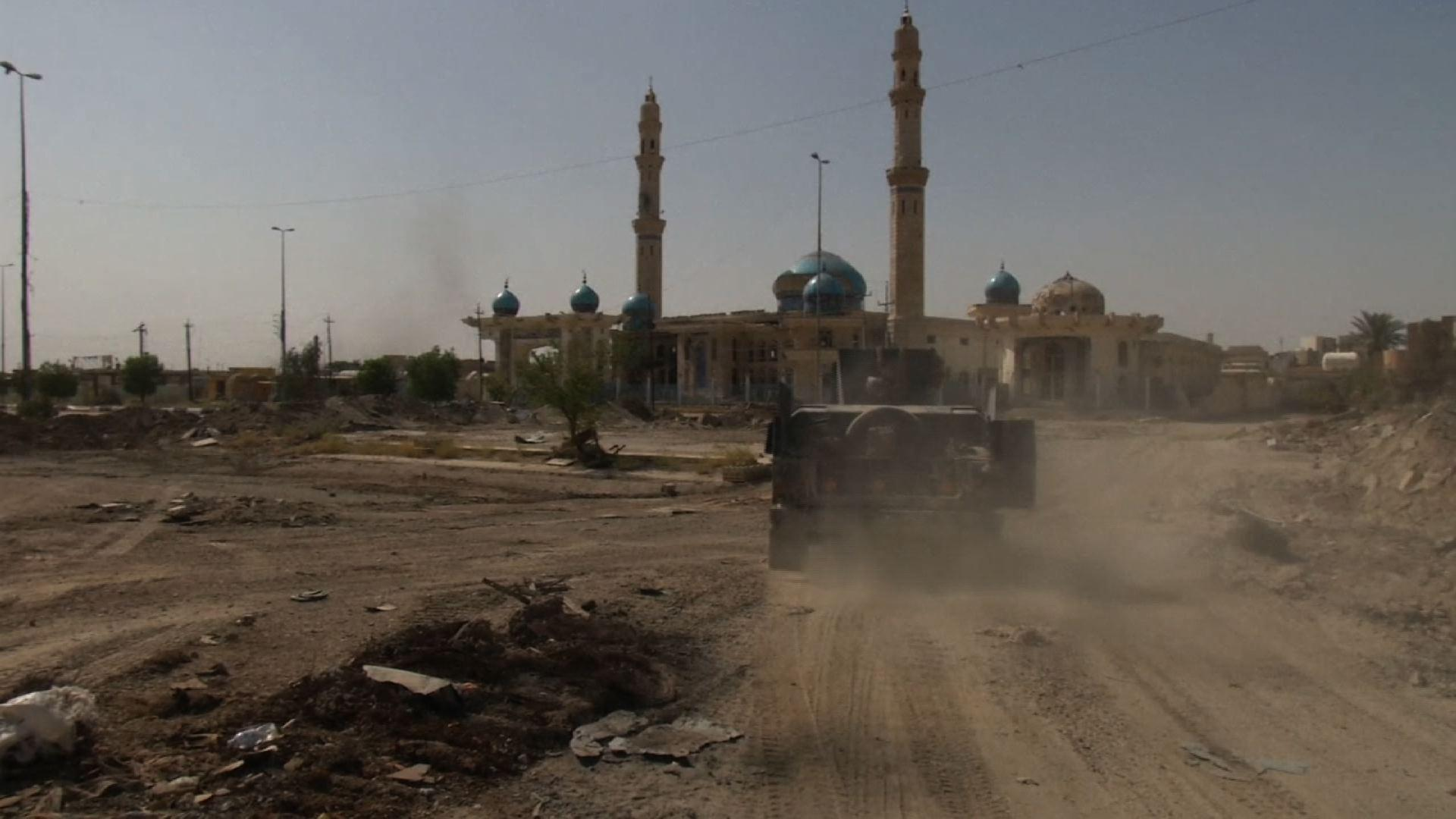 Inside Fallujah, Devastation Follows Battle