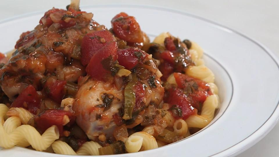 How to Make One-Pot Italian Chicken with Pasta