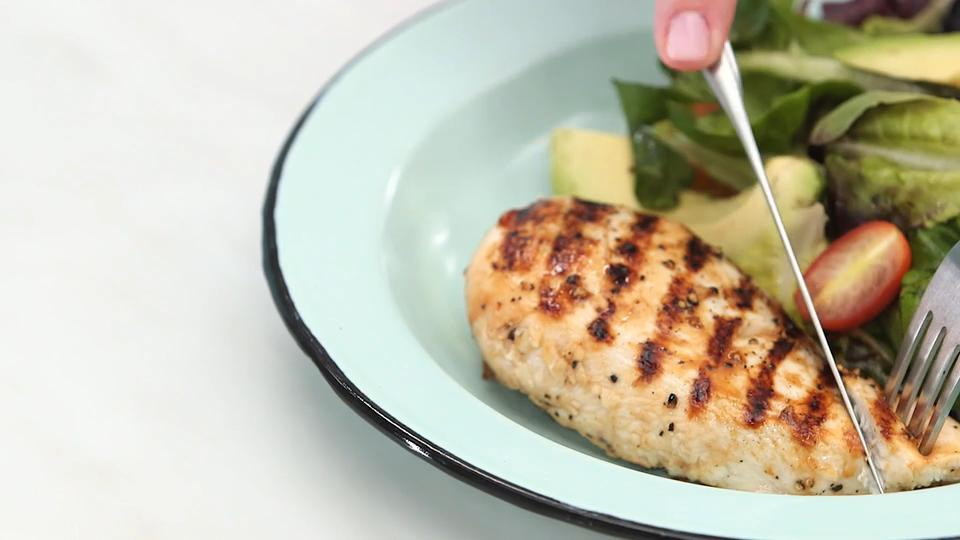 How to Make Lemon-Grilled Chicken