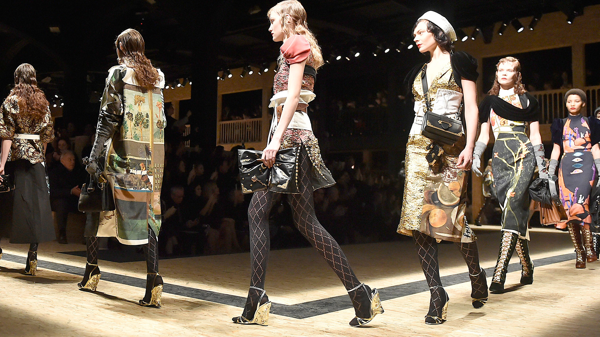 You Won't Believe the Trend Hitting Runways