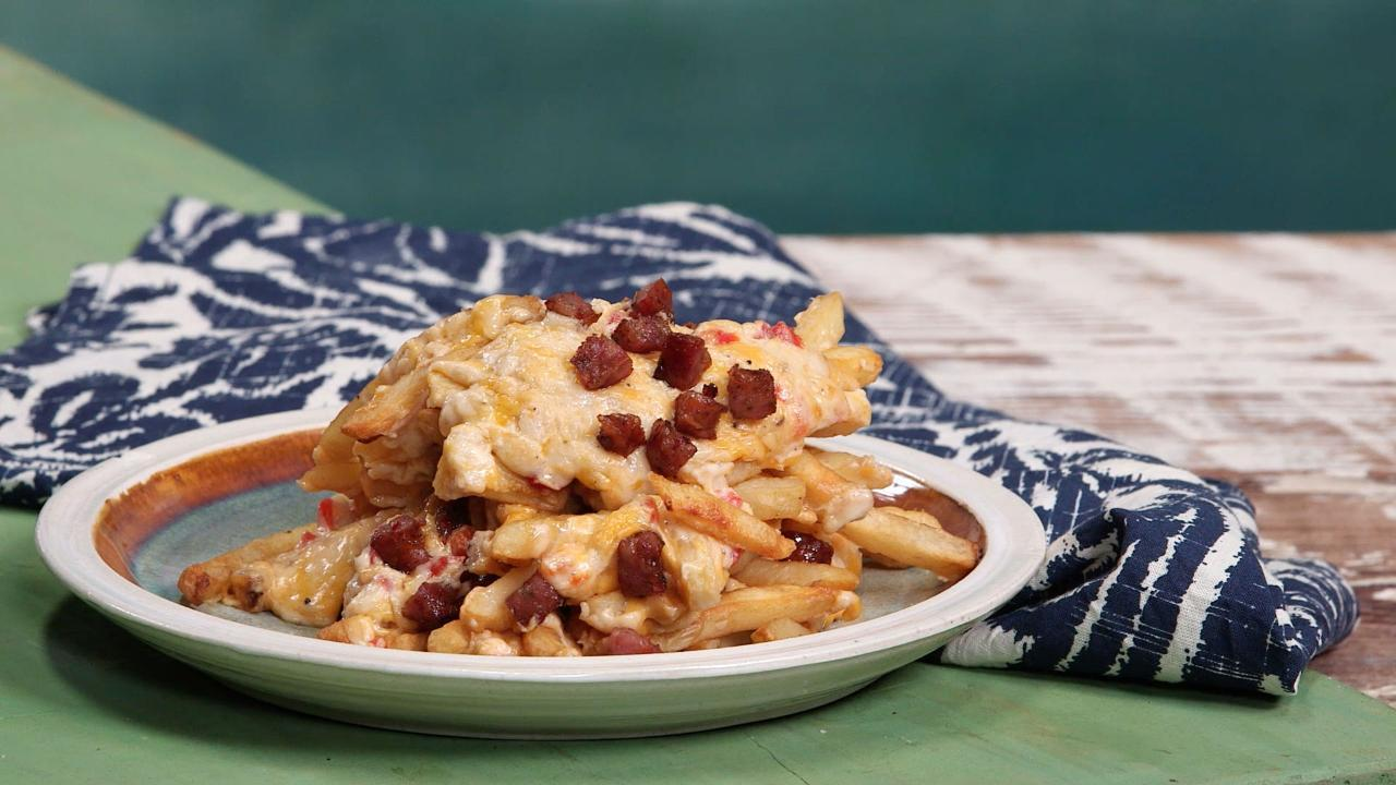 Pimiento Cheese Fries