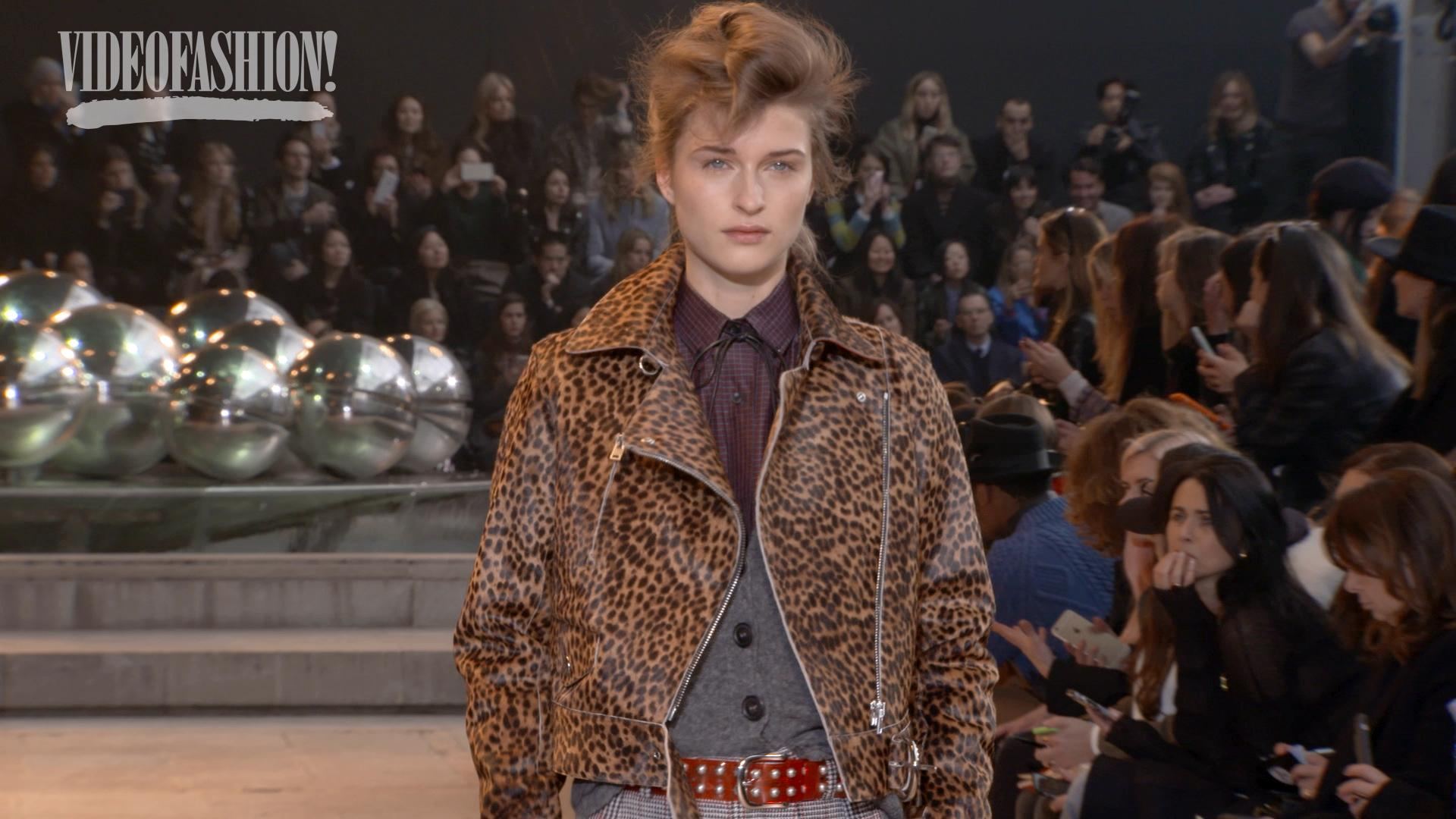 Isabel Marant - Fall 2016 - 1980's Subcultures