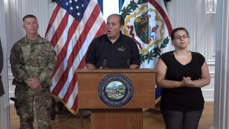 West Virginia Governor Announces 14 Flood-Related Deaths