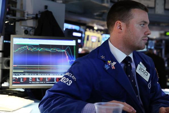 Wall St stocks drop as Brexit takes investors by surprise