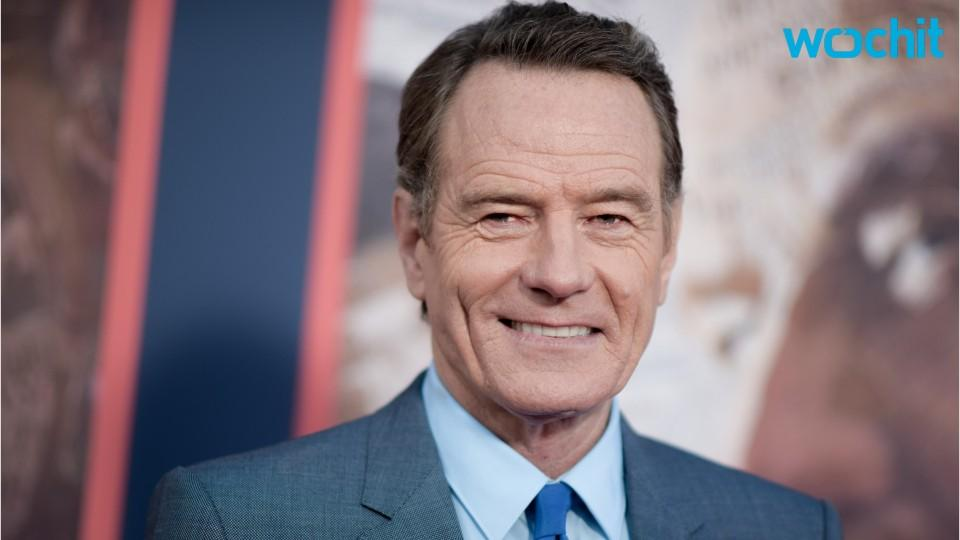 Bryan Cranston To Play Zordon In Upcoming 'Power Rangers' Reboot