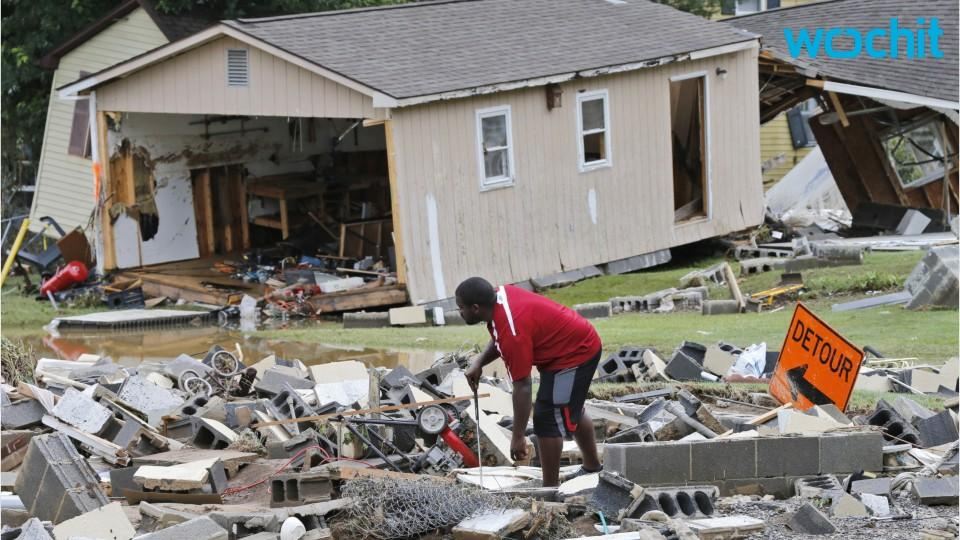 Over 100 Homes Damaged or Destroyed in Flood