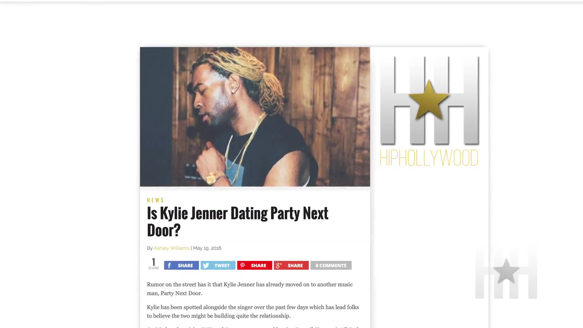Trending: Saint West Surfaces, Tyga, Kylie Rumors, Nick Young's Emotional Video - HipHollywood.com