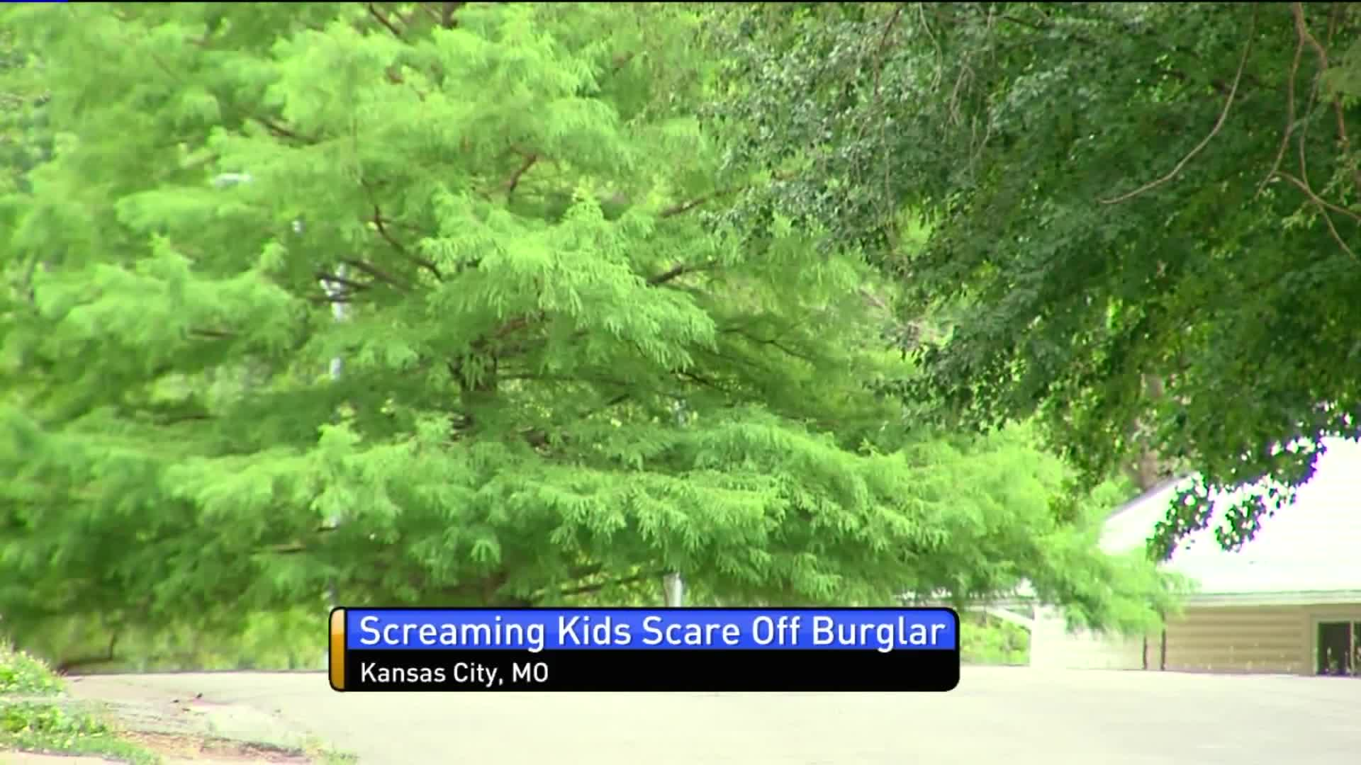 Mother on Edge After Intruder Tries To Break In While Her Daughters Were Home Alone