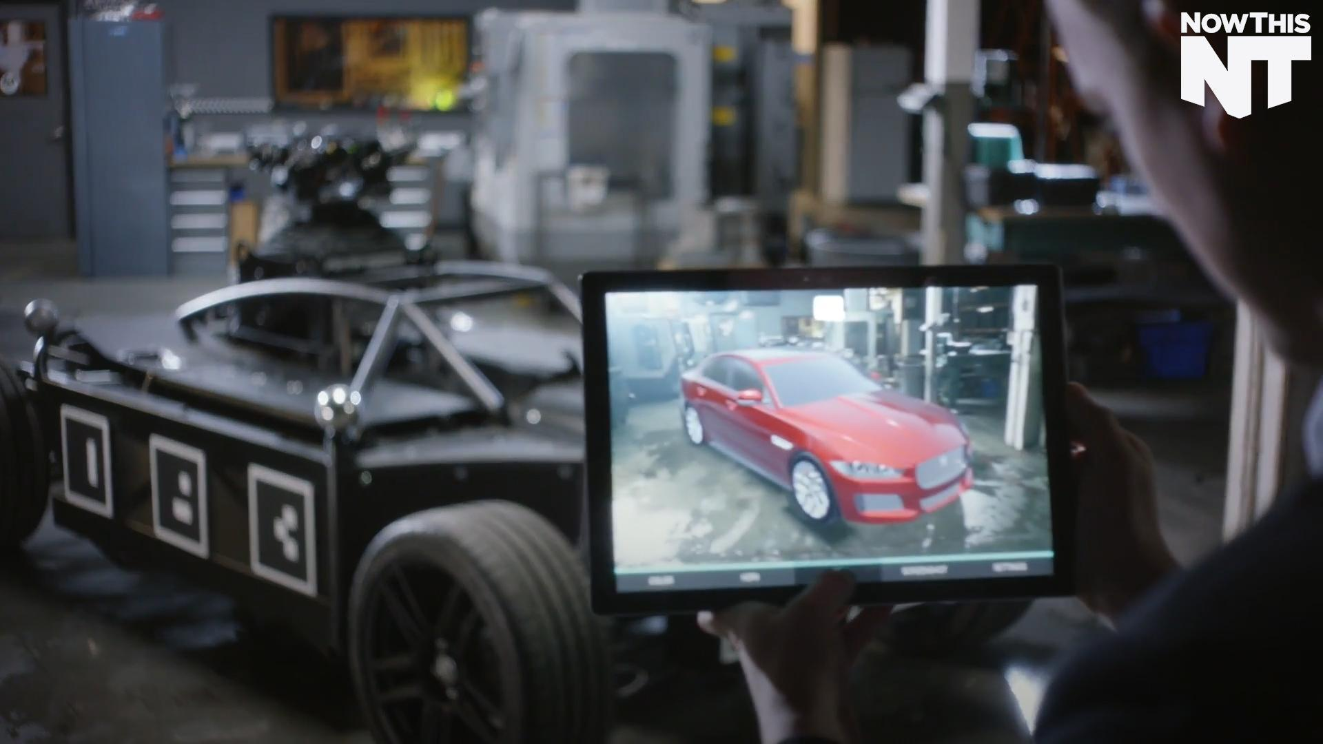 This Rig Will Revolutionize Automotive Focused Post Production