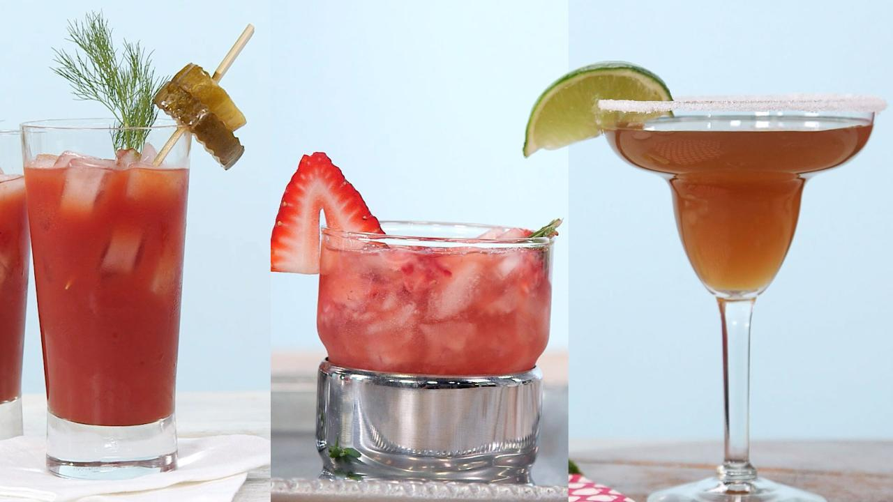 Three Refreshing Summer Cocktails
