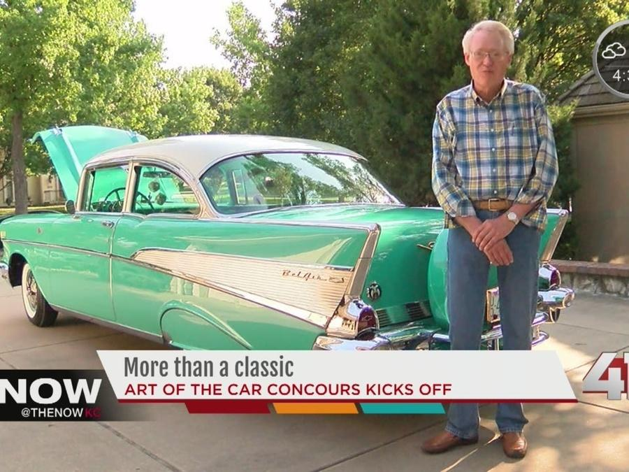 Art of the Concours kicks off on Sunday