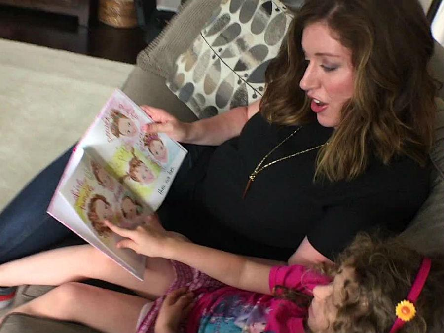 Mom turns daughter's funny moments into children's book
