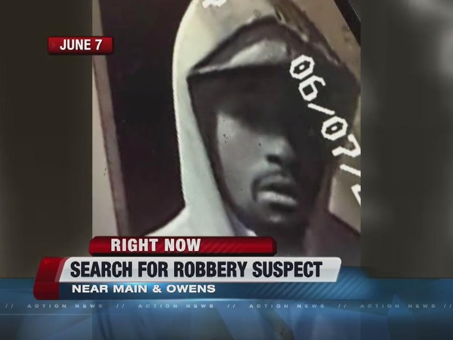 North Las Vegas police looking for man who robbed Main St. business
