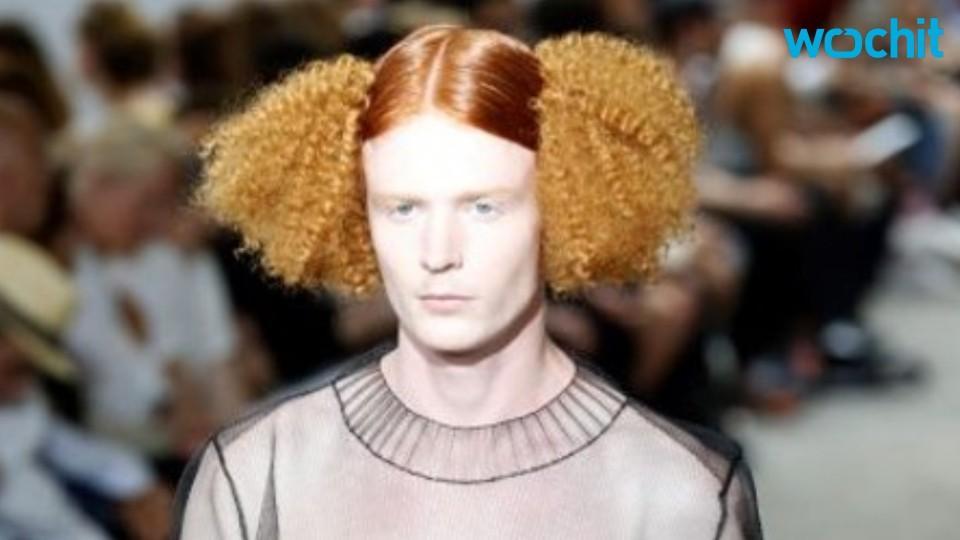 The Wackiest Looks From Men's Fashion Week