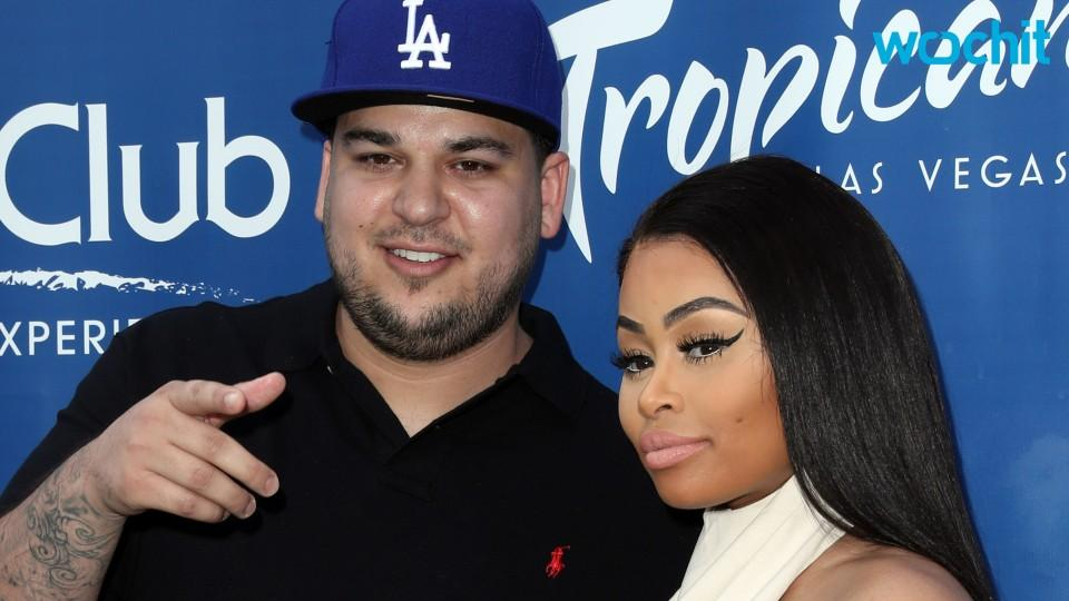 When Will Rob Kardashian and Blac Chyna Tie that Knot?