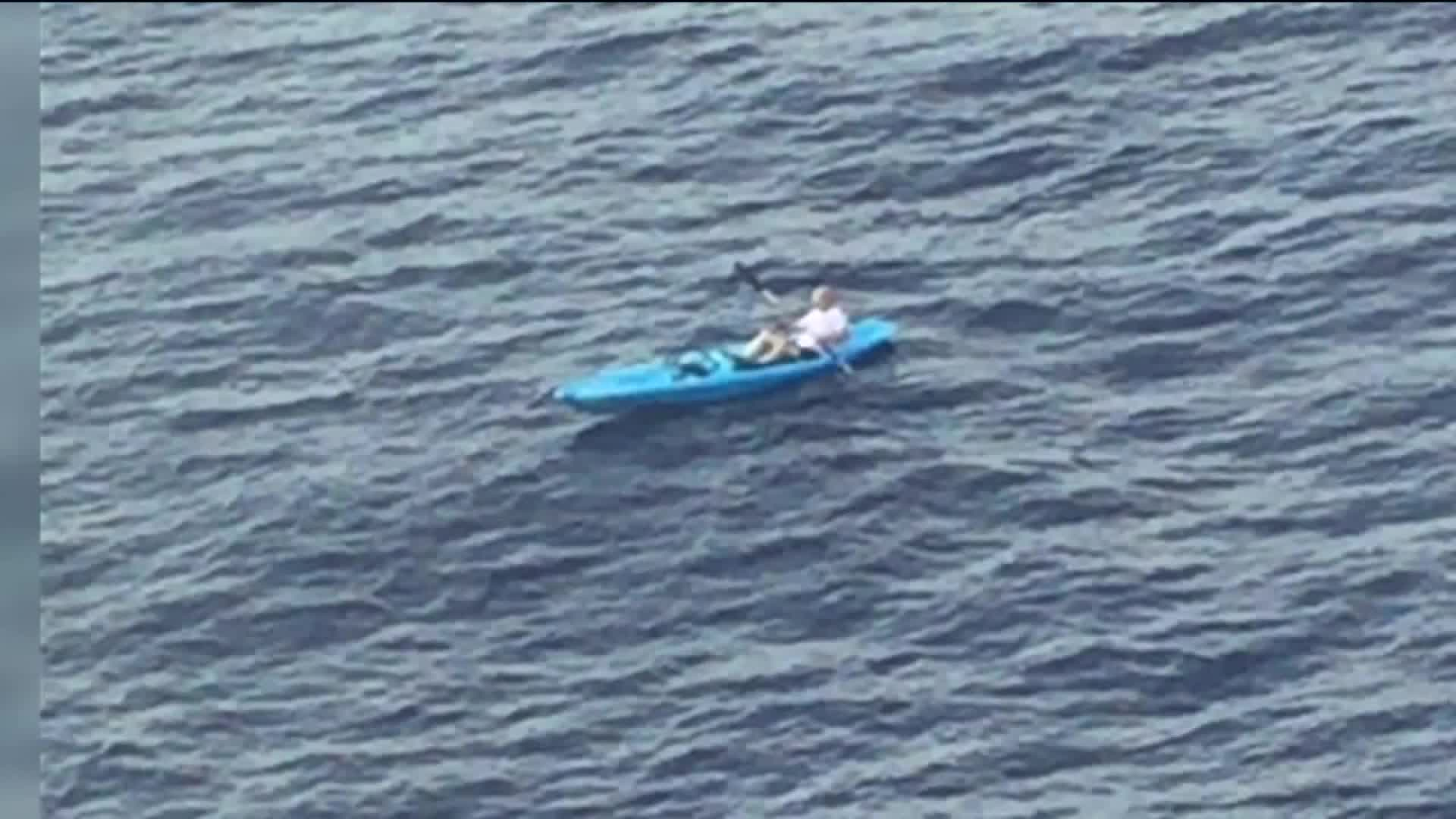 Missouri Man Survives 16 Hours Stranded In The Ocean