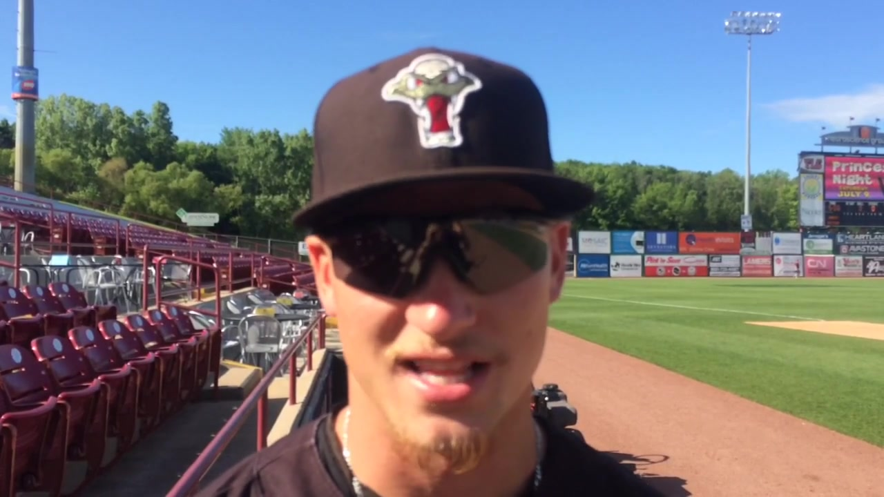 Rattlers' Griep Discusses Closer's Role