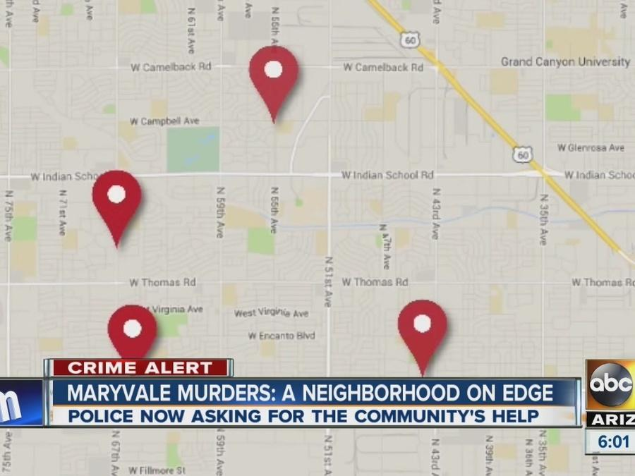 Maryvale neighborhood on edge