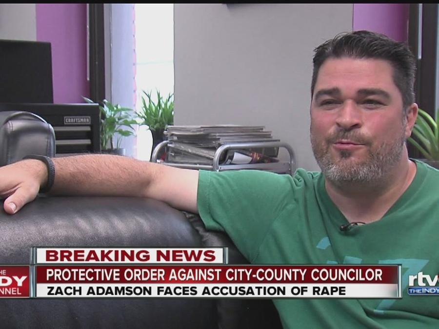 Protective order issued against city-county councilor