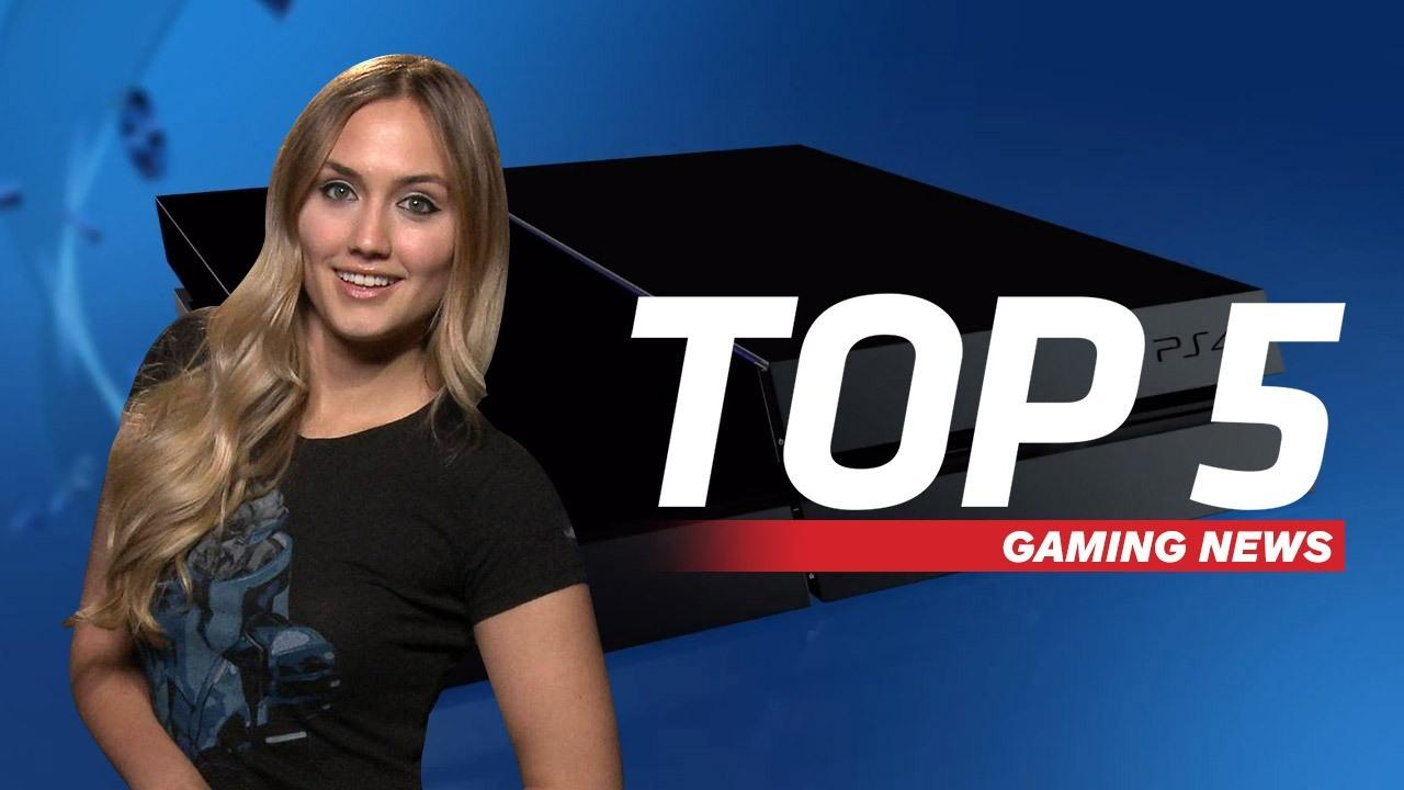 Weekly Top 5: PlayStation Neo Rumors and God of War Hidden Secrets