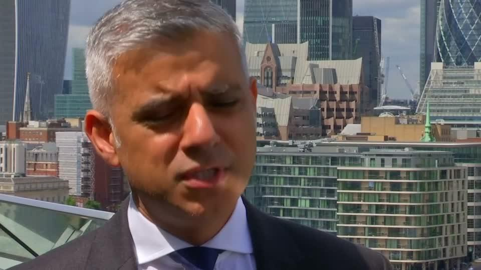 London mayor's Brexit reassurance drive