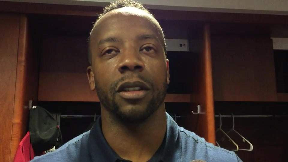 Rickie Weeks Jr. Talks About His Game-Saving Catch