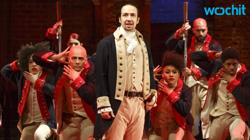 'Hamilton' Star Ready to Take on Trump