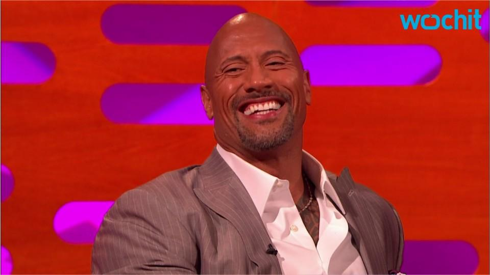 The Rock Goes Full On Youtube Channel