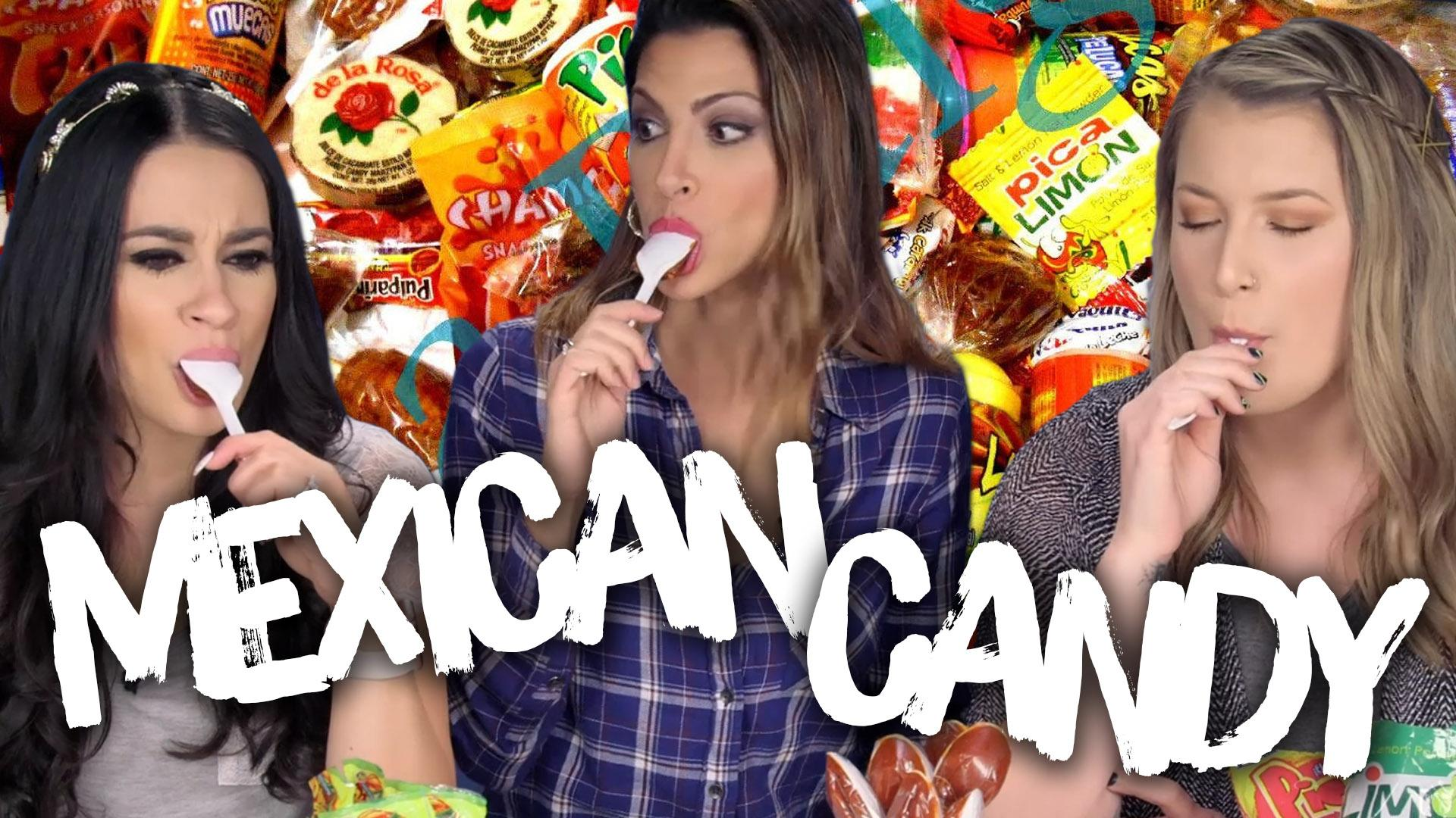 5 Crazy Mexican Candies (Cheat Day)