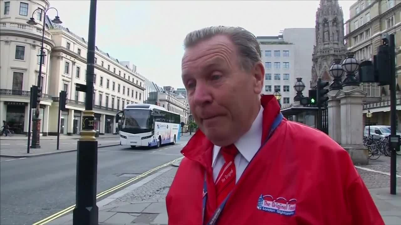 Londoners React Day After Brexit Vote