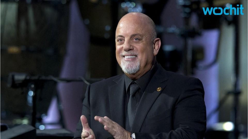 Billy Joel Surprised Fans At Tribute Concert