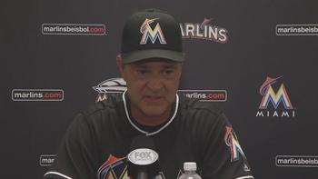 Don Mattingly says everyone did their job