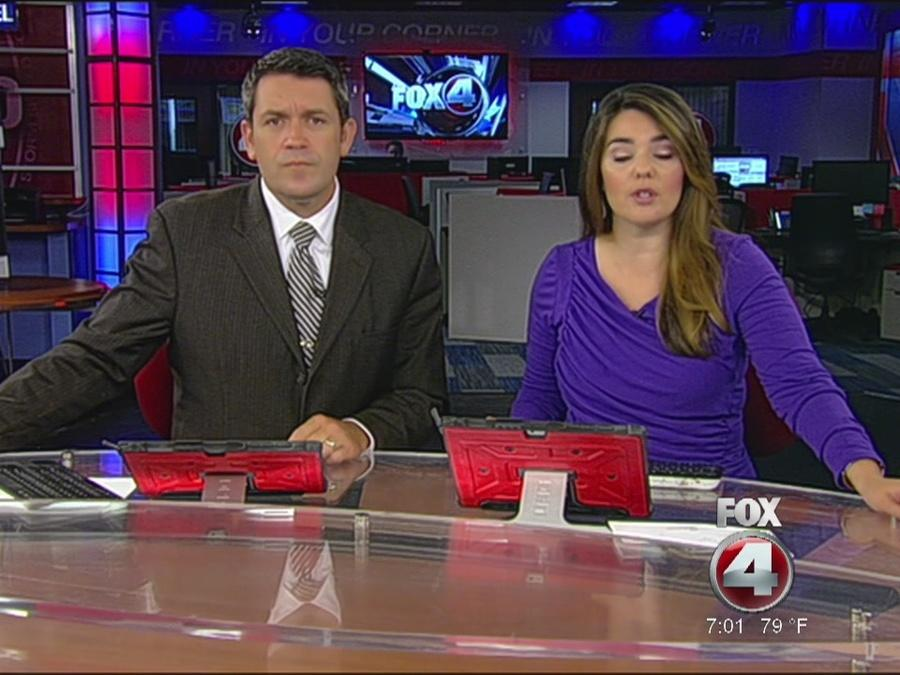 Fox 4 Rising at 7AM