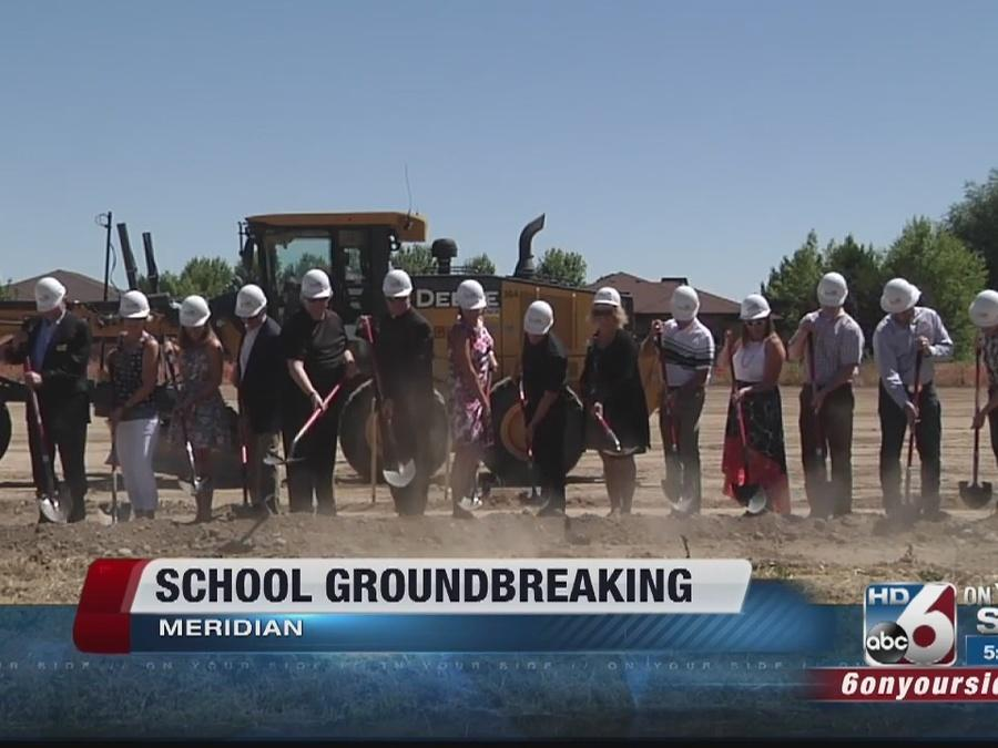 New catholic school on the way to Meridian