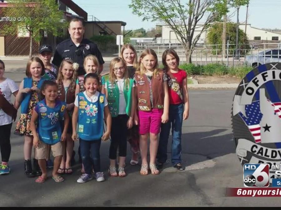Caldwell PD mourns loss of officer