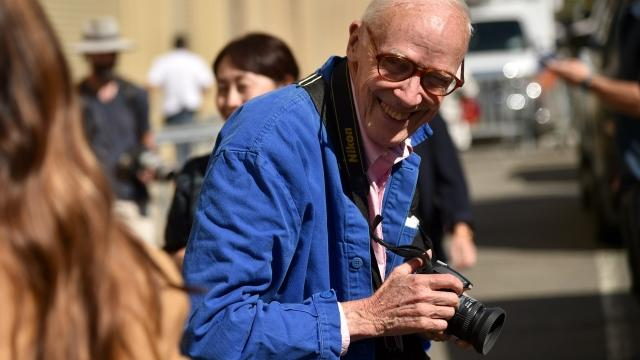 Photography Legend Bill Cunningham Dies at Age 87