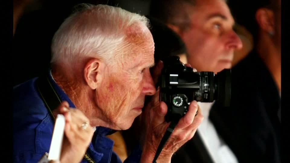 Fashion photography legend Cunningham dies at 87