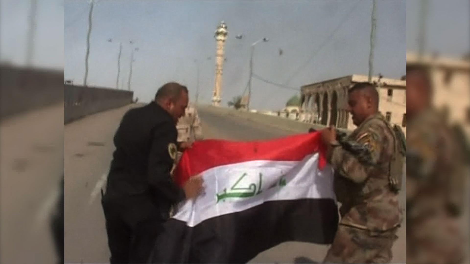 Iraqi Commander Declares Fallujah 'Liberated'