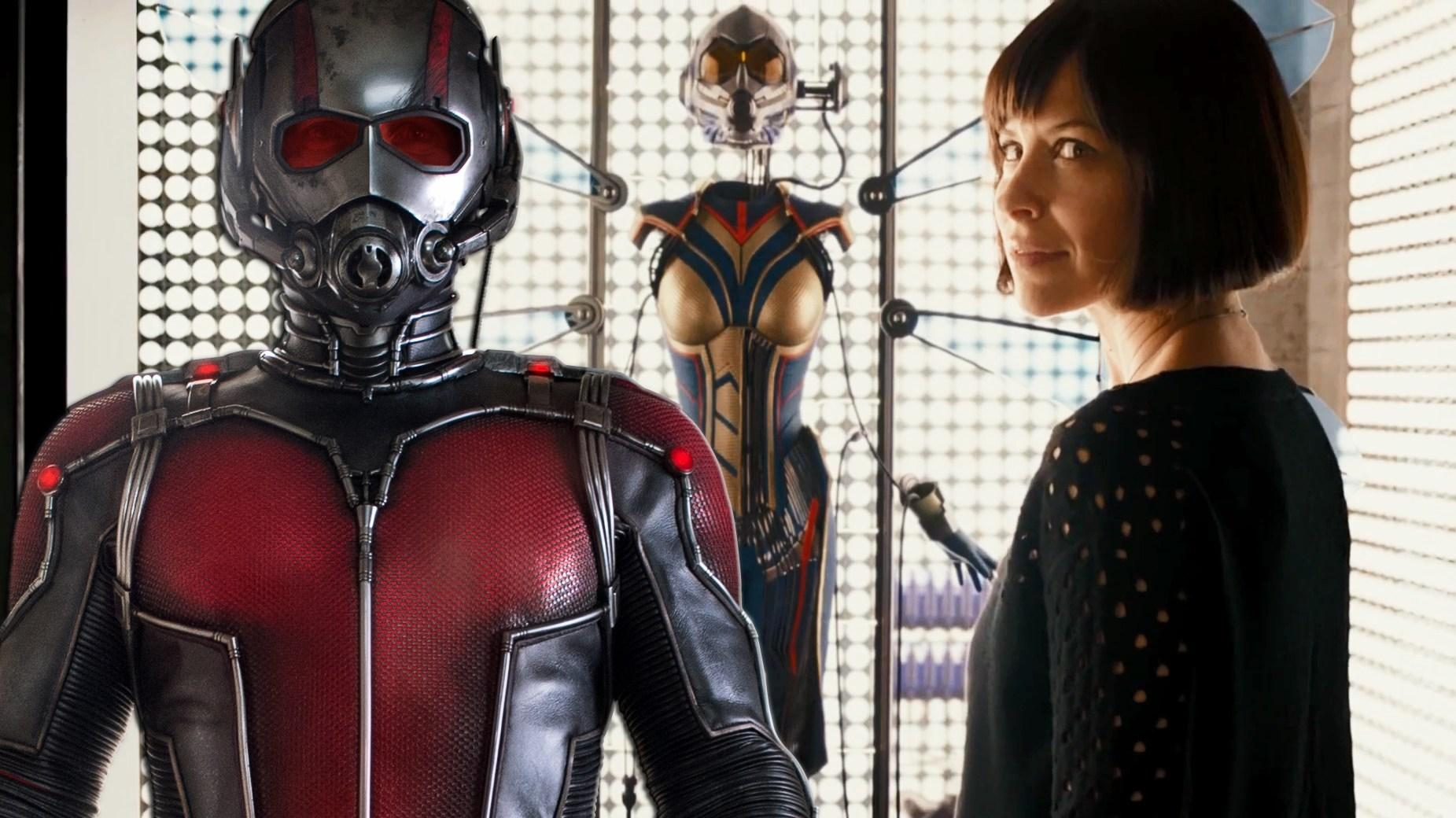 Ant-Man Director Talks Sequel