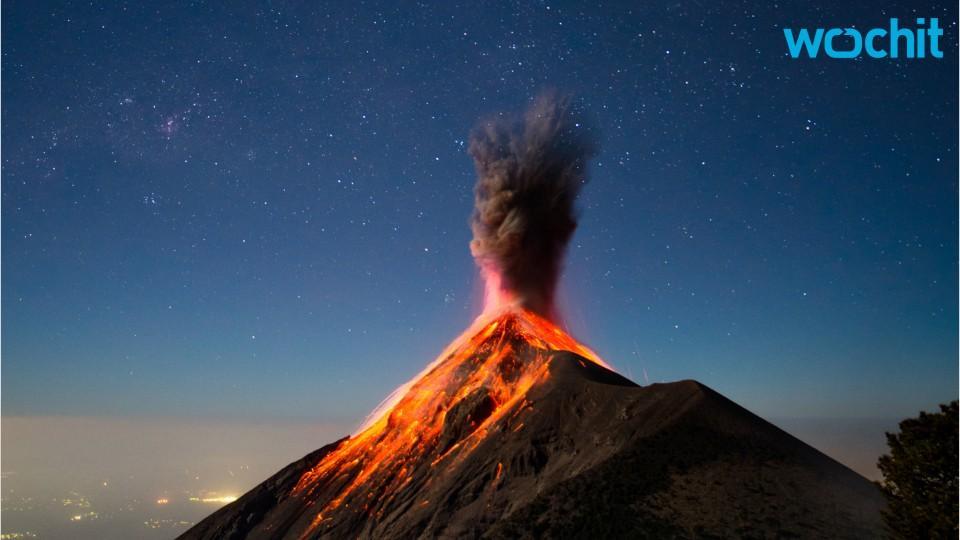 Volcanoes in Central America