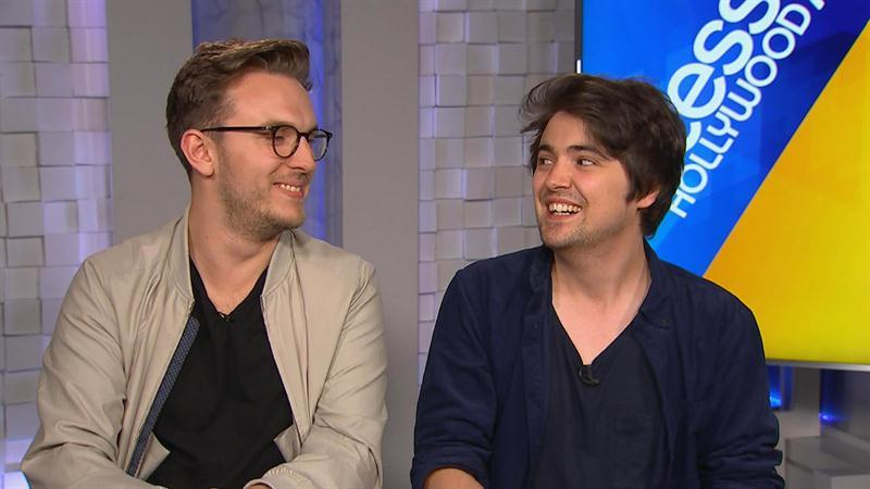 YouTube Stars Jack & Dean: What It Was Like Working With Amy Schumer