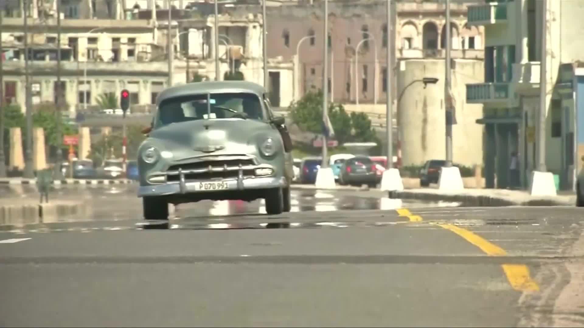 US luxury hotel moves into Cuba